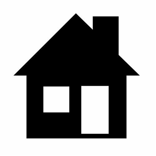 Federal government offers housing opportunities first for Minimalist house logo